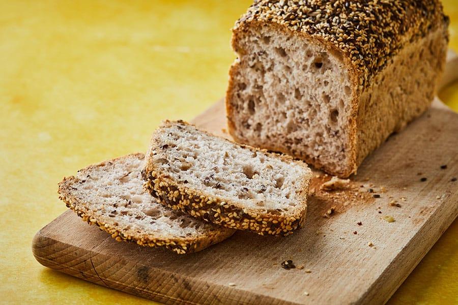 לחם ללא קמח