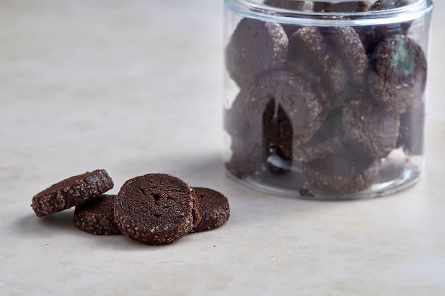 עוגיות סבלה קקאו