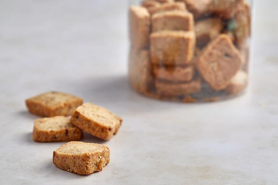 עוגיות פקאן קרמל